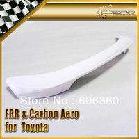 Subaru BRZ ZC6 Toyota FT86 ZN6 Scion GT86 Fiber Glass TRD Style Rear Trunk Boot Wing Spoiler
