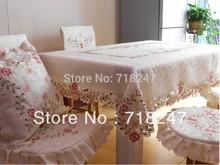 beige linen tablecloth promotion