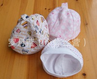 cotton spring and autumn hats and caps hat baby cap tire cap thickening winter small hat newborn supplies baby hats and caps