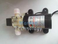 Free shipping 1pcs 12V DC Micro diaphagm water pump Self-priming pump Low noise Maintenance-free For Aquarium water purification
