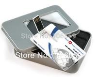 USB Flash Drive business cards with Customer logo printing  Free shipping Real capacity 8gb 4gb 2gb 1gb