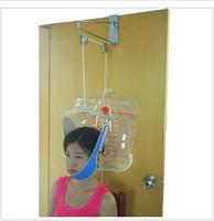Household Cervical traction frame - back door cervical traction device