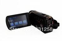 "Best HD 1080P Camcorder with 3.0"" TFT-LCD 5x Optical Zoom, Sound Recording TV output ,Cheapest Digital Video Camera"