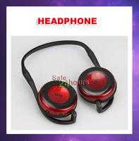 Free shipping FM wireless headphones jogging sports headphones Noise-Canceling