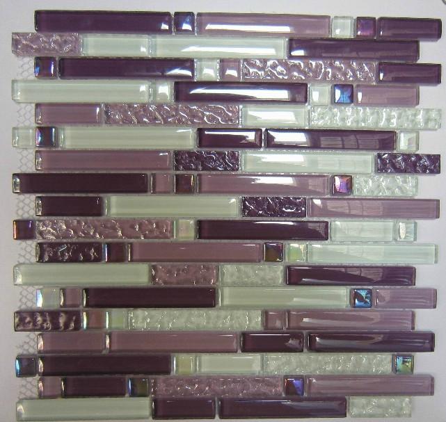 popular purple backsplash tile buy cheap purple backsplash