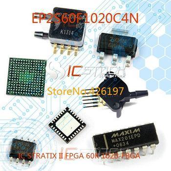 EP2S60F1020C4N IC STRATIX II FPGA 60K 1020-FBGA 1020 EP2S60F1020 1pcs