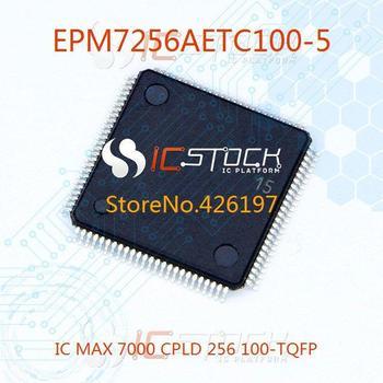 EPM7256AETC100-5 IC MAX 7000 CPLD 256 100-TQFP 7256 EPM7256AETC100 1pcs