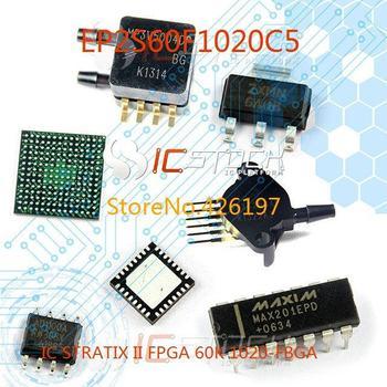 EP2S60F1020C5 IC STRATIX II FPGA 60K 1020-FBGA 1020 EP2S60F1020 1pcs