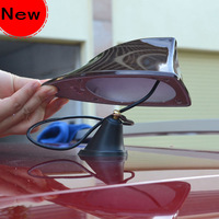 Newest design special car With blank radio shark fin antenna signal shark fin with 3M adhesive for chevrolet cruze