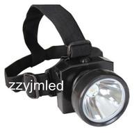 12pcs/lot Bright LED Cordless Mining Cap Lamp LED Headlight