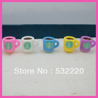 Free shipping Starbucks Frappuccino cup cup dust plugs headphones plug for promotion J.R.Fashion
