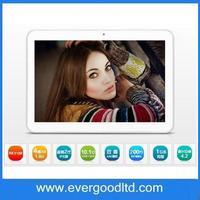 Tablet pc 10 inch Quad Core  Android 4.2  Rockchip RK3188 1.8GHz HDMI Bluetooth  1GB/ 16GB 1280*800