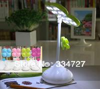 Four-Leaf Clover Style USB Power 0.8W 16-LED Table Lamp