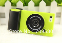 PC 2013 popular style mobile phone shell protective shell shape personality camera lens  for iphone4g 5g   iphone5 case