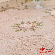 wholesale hand crochet tablecloth