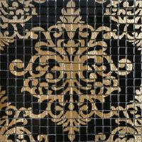 "Glass mosaic tile patterns glossy Crystal glass tile backsplash DOUD007 mosaic tv puzzle tiles 3/5"" Kitchen backsplash tiles"