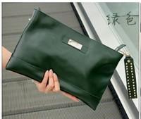 Free Shipping Women Grade Cowhide Leather Shoulder Bag Messenger Bag Clutch Handbag
