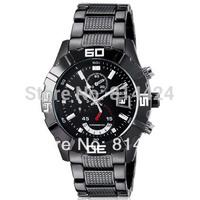 FreeShip CURREN Brand Men's Wrist Watch Calendar Japan Movt Steel Band Men Quartz Watch Water Resistance 8015