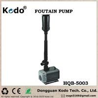 Sensen hqb-5003 4 nozzle the style submersible fountain pump fish-pond fountain pump