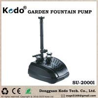 Boyu su-2000l Gardening fountain aquarium submersible water pump 230V 115V