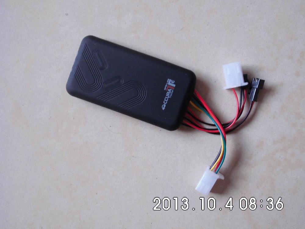 New Vehicle Car Realtime GPS Tracker Quadband GSM antenna SOS alarm TK06, FREE SHIPPING(China (Mainland))
