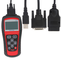 MS509 OBDII OBD2 EOBD Check Engine Auto Vehicle Car Diagnostic Scanner USB Scan Tool Trouble Code Reader Interface