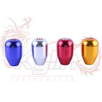 (M10*1.5) Racing Five Speed Car Shift Knobs SHIFT LEVER KNOB FITS FOR Honda Acura Civic