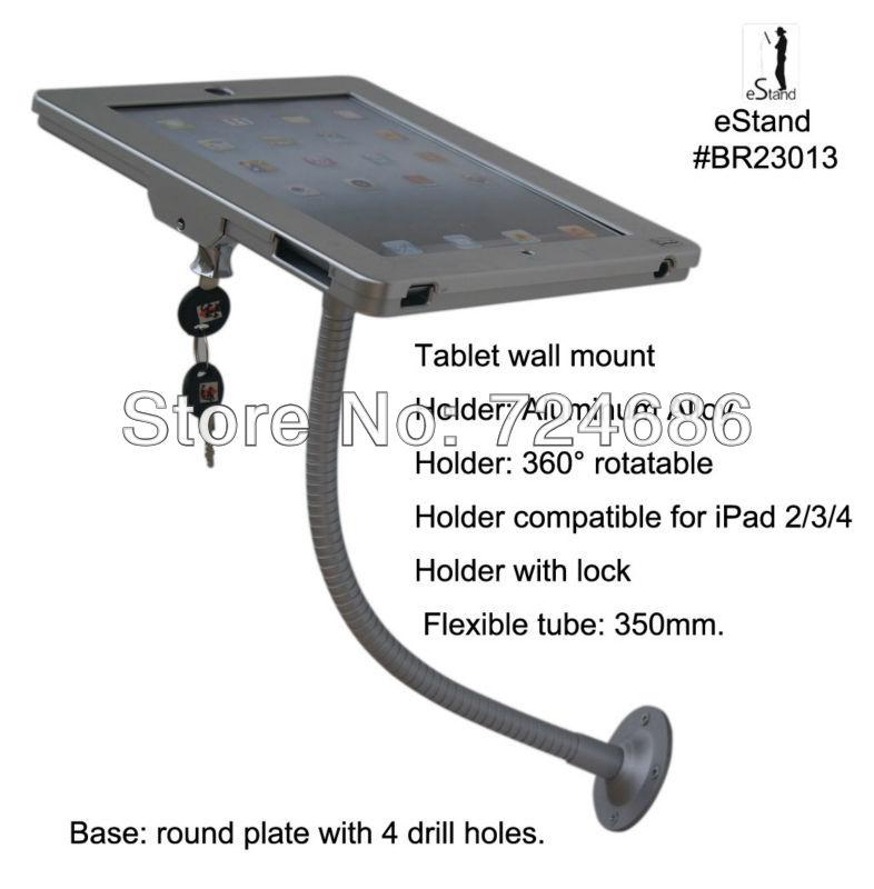 Quality Tablet Cases Tablet pc Metal Case Gooseneck