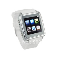 newest Bluetooth smart watch 1.54 inch touch screen for android IOS sync phonebook call sms anti lost
