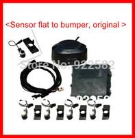 100/100 happy feedback 10 stock /original auto OEM buzzer parking sensor 12v&high quality Sensor flat to bumper waterproof plug