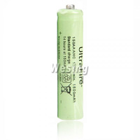 in store! 4Pcs/Set UltraFire AAA 1.2V 1500mAh Ni-MH Rechargeable Battery,free shipping for free shipping