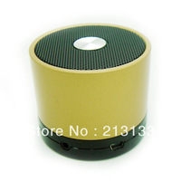 Free Shipping Mini Bluetooth Wireless Speaker A102 Support TF Card With for Answering Phone Call Tablet PC MP3