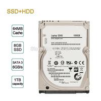 """Original  XT laptop 1TB hdd ST1000LM014/ST1000LX003 5400rpm 64MB 2.5"""" SATAIII with Solid State Hybrid Drive SSHD 8GB SSD"""