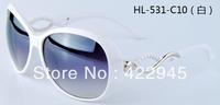 sun glasses vintage women sunglasses polarized fashion glasses steampunk oculos de sol eye glasses polaroid HL531