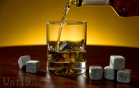 Free shipping! whisky stones150sets (12pcs/set), 1800pcs/lot, whisky rocks whiskey stone, wine accessories