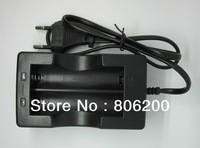 Wholesale 5pcs\lot Travel Charger For Lithium Li-Ion 18650 Battery charger EU plug ,Free shipping
