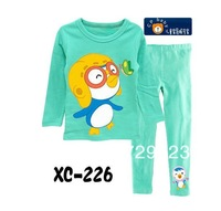 2013 brand GOP, 6sets/lot, children pajamas, kids pyjamas, boys cat & mouse sleepwear xc250    QO221