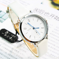 PU leather band simple casual women's dress watches,wholesale A151599,2013 new fashion hot selling