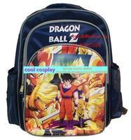 School bag primary school backpack cartoon boys backpack dragon ball z 42*31*13cm