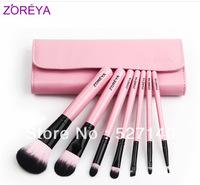 Zoreya 7  cosmetic brush tools