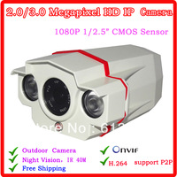 Wholesale ONVIF 2MP/3MP 1080P Full HD wired ip  camera outdoor 4-16mm lens Support Night Vision 40M  security web cam