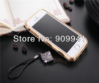 15pcs X Free Shipping Hot Sell Mobile Phone Accessory iMatch 1st Metal bumper case For iphone5s