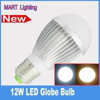 Ultra bright 12W E27 LED globe corn light bulb Warm smd5730 ultra bright energy saving cabinet lamp