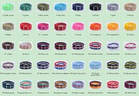 20MM Nylon Watch band watch strap colorful fashion wach band 96 color available