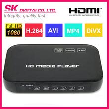 cheap external hdd media player