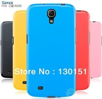 "Mega 6.3"" i9200 TPU Cover, Matte Back Pudding & Jelly Style Soft Case For Samsung Galaxy Mega 6.3, 100pcs By DHL Freeshipping!"