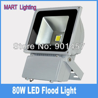 IP68 7680lm Waterproof 80W LED flood garden street lighting outdoor plaza   Landscape lamp