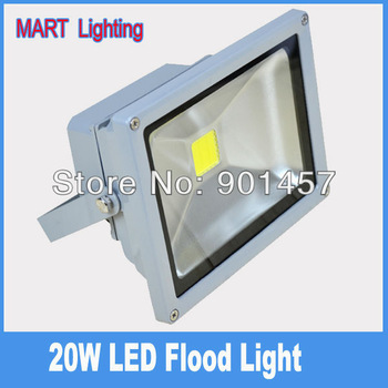 New design IP67 high power 20W outdoor LED spot flood wall wash light 1900lm garden landscape lights