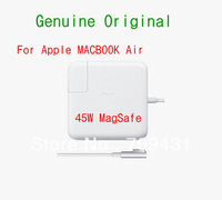 100% Original&Genuine Magsafe 1 Ac Charger Power For Apple Macbook Air 45W 14.5V 3.1A  Free Shipping A1374 A1369 A1370