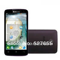 In Stock New arrival Original Lenovo A820 MTK6589 Quad Core 1GB RAM 4GB ROM 8.0MP Android 4.1 Phone Support Russian